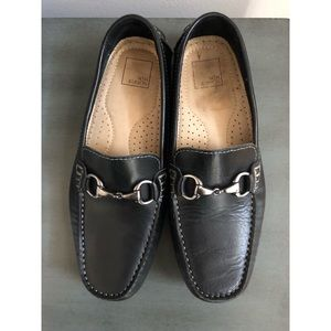 14th & Union Black Loafers - Size 8.5